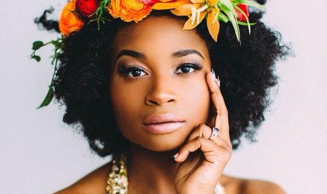 Coiffure Afro Mariage Top 13 Des Plus Belles Coupes Afro Femme