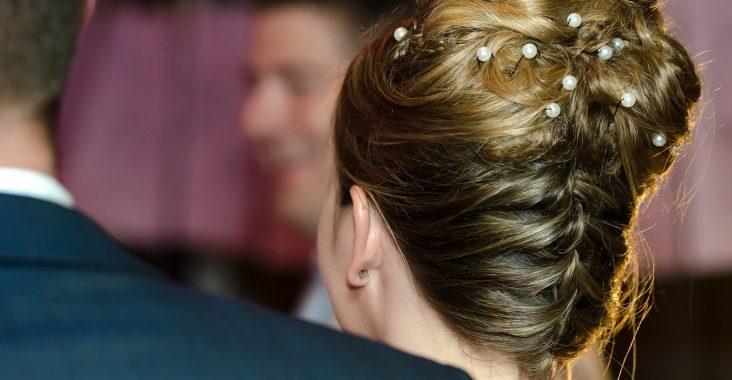 extension cheveux chignon mariage