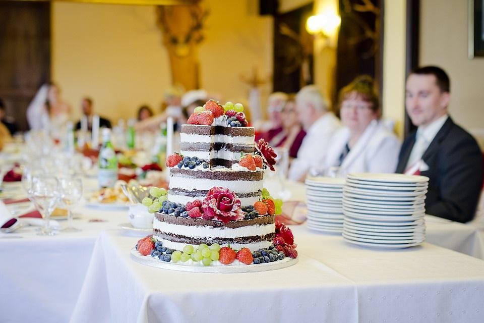 wedding cacke